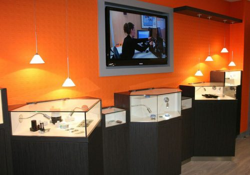 Showroom Professionel HENRY Agencement