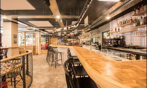 Agencement Bar Fabrication HENRY Agencement - Creation EDIFIX