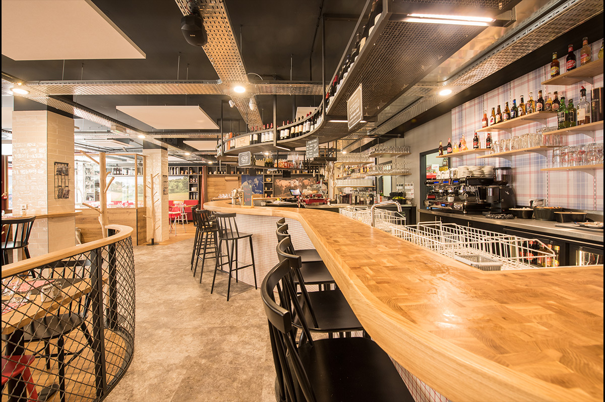Amenagement De Bar Professionnel agencement bar, agencement restaurant, mobilier sur mesure