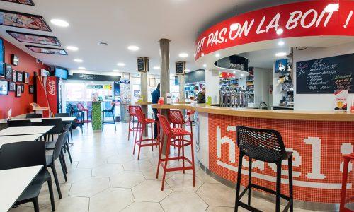 Bar Sur Mesure Fabrication HENRY Agencement - Creation EDIFIX