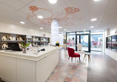 Bijouterie Fabrication HENRY Agencement - Creation EDIFIX