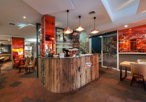 Agencement Restaurant Fabrication HENRY Agencement - Creation EDIFIX