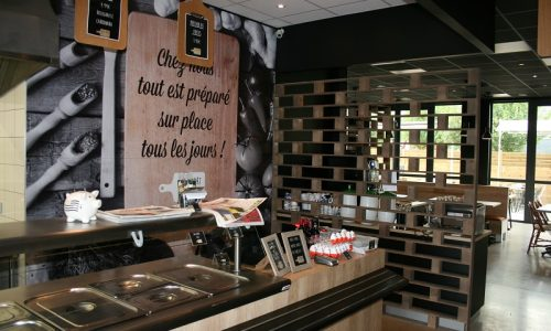 Aménagement Restaurant Self-service