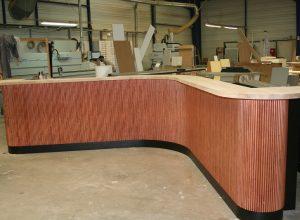 Fabrication D'un Bar Professionnel HENRY